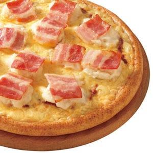 ピザ・カリフォルニア ジャーマンスペシャル(グラタンソース)