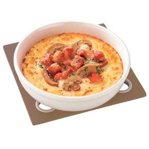 ピザ・カリフォルニア チキンポテトグラタン
