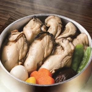 【912】牡蠣(かき)釜飯