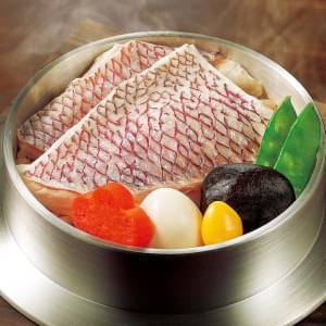 【703】鯛釜飯