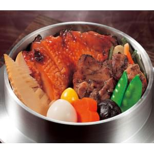 【710】鶏釜飯
