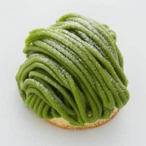 【D10】八女抹茶のモンブラン
