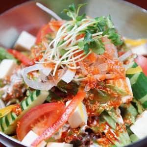 韓国サラダ