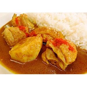 インドカレー(辛口)