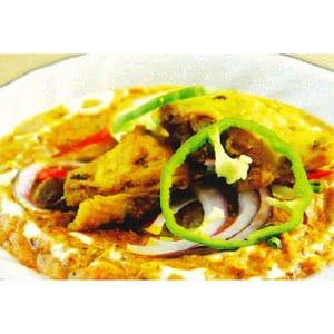 チキンカレーのサラダセット/Chicken Curry Set