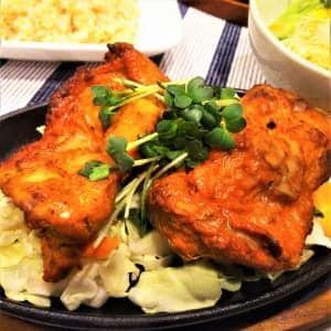 チキンティッカ/Chicken Tikka 2ピース