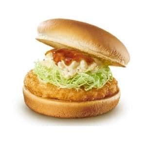 【単品】チキン南蛮バーガー