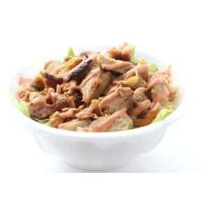 ランチメニュー(ケバブ丼)チキン