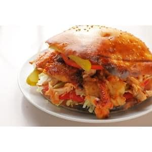 ケバブバーガー KEBAB BURGER Chicken