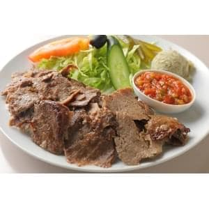 ドネルケバブセットメニュー(ビーフ)DONER SET MENU Beef
