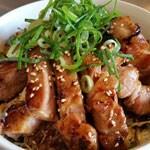 【配達料0円】トンテキ丼