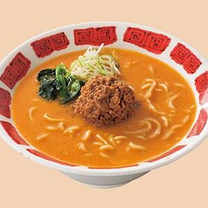 バーミヤン 担担麺