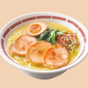 バーミヤン 黄金スープの濃厚鶏白湯麺