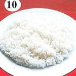 【10】ライス(日本米)/PLAIN RICE(JAPANESE)