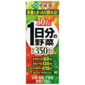 【No.6009】一日分の野菜 200ml