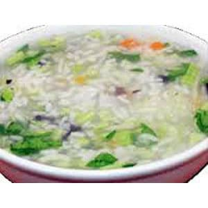 【266】野菜お粥