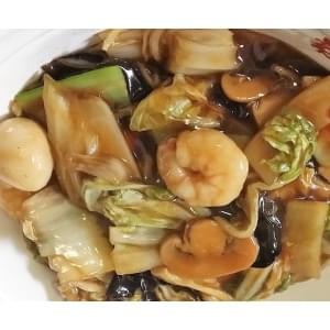 広東刀削麺