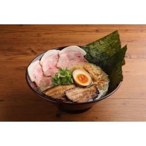 レアチャーシュー麺W