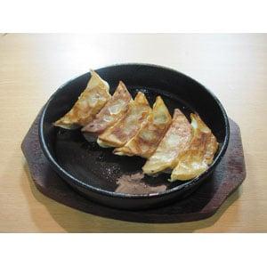 鉄鍋餃子(6ヶ)