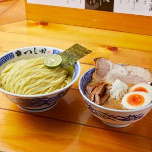 濃厚味玉つけ麺 麺普通盛り(250g)