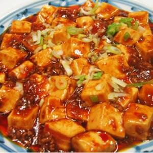 麻婆豆腐・マーボー豆腐