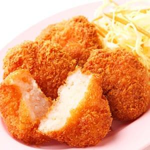【タイ料理】海老のすり身揚げ