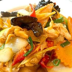 【タイ料理】タイの野菜炒め