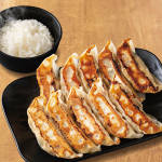 餃子定食 Gyoza set(Gyoza 10pieces・Rice)