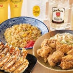 ファミリー盛り Family set(Fried Chiken 6pieces・Gyoza 10pieces・Fried rice)
