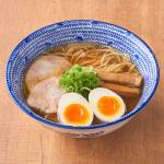 味玉中華そば Soy source ramen with seasoned egg