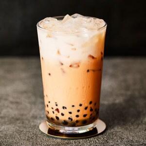タイミルクティー(アイス) ชานมเย็น Iced Thai Milk Tea