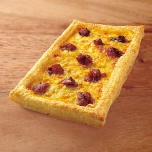 ナポリの窯 【半額・パイピザ】炭火焼きチキンとコーン
