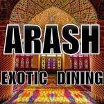 ARASH -ドネルケバブ・ペルシャ料理・インド料理のEXOTIC DINING- 広域店