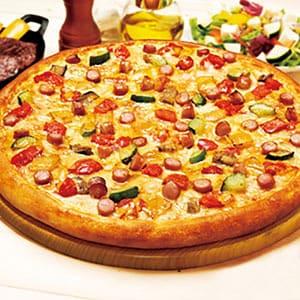 ピザポケット イタリアン野菜と熟成ソーセージ