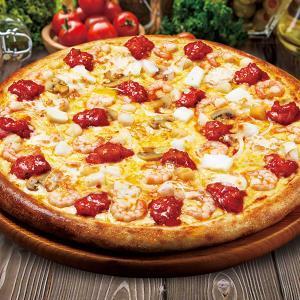 ピザポケット イタリアンシーフード