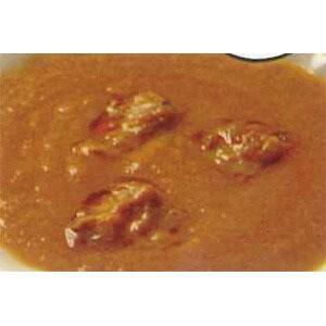 チキンカレーセット(Chicken curry +Salad+Nan or Rice)