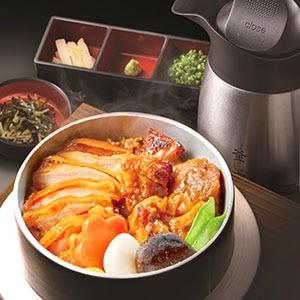 【B102】鶏釜飯
