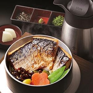 釜寅 【C31】ランチ焼さば釜飯