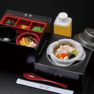 【B174】鯛釜飯(使い捨て容器)