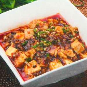 21 麻婆豆腐