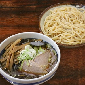メンマつけ麺