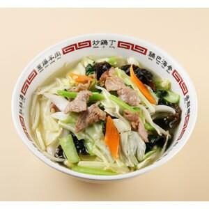 【220】豚肉入り野菜タンメン