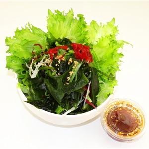 【2617】銀しゃり酢の彩野菜のわかめサラダ