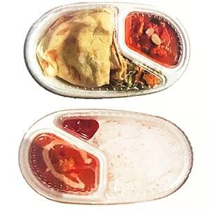 カレーナン弁当/Curry Nan BENTO
