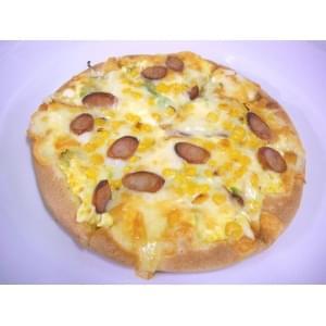 【45】卵フィリングピザ M(25)センチ