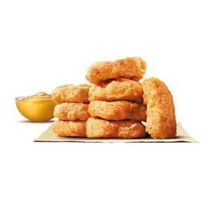 チキンナゲット/Chicken Nugget 8ピース(選べるソース1つ付き)