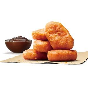 スパイシーチキンナゲット/Spicy Chicken Nugget 5ピース