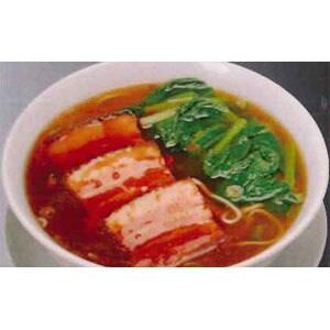 【24】豚角煮ラーメン(辛口)