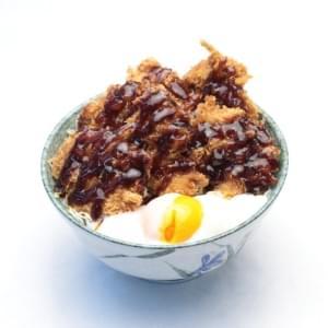 温玉ソースかつ丼(ヒレ3枚)