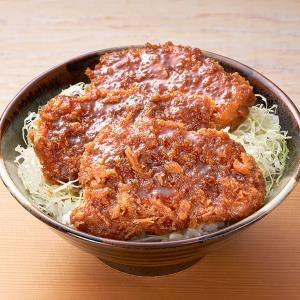 味噌バラカツ丼